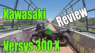 1. 2019 Kawasaki Versys 300 X Review and Testride