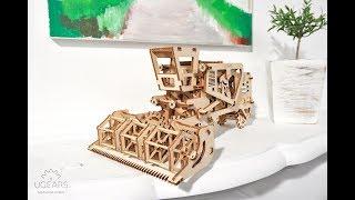 3D Пъзел Комбайн