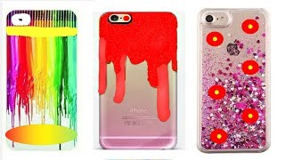 Video DIY Phone Case Life Hacks! Phone Case Design and Decorations - Mobile Cover Designs (COMPILATION!) MP3, 3GP, MP4, WEBM, AVI, FLV Juni 2019
