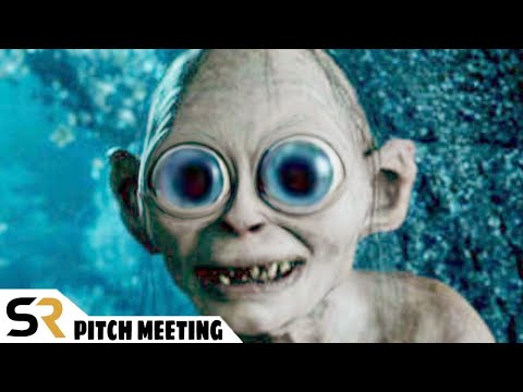The Lord Of The Rings: The Two Towers Pitch Meeting