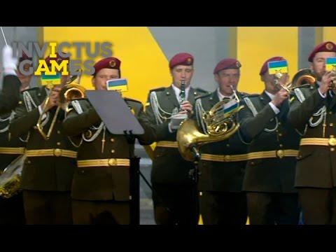 Ігри Нескорених. Благотворительный концерт от 30.04.2017