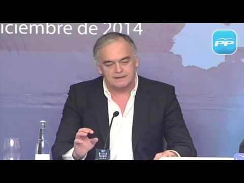 González Pons: El PP ha sacado a España de la crisis sin recortar el Estado de bienestar
