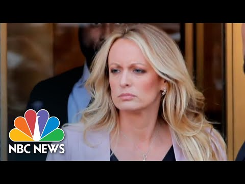 Stormy Daniels: President Donald Trump 'Is A Man Who Has Gotten In Over His Head' | NBC News