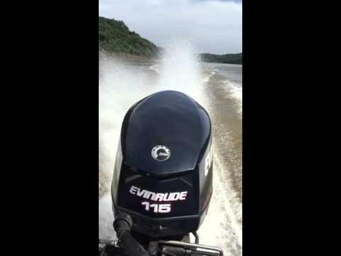 Navegando Rio Paran� - Brasil - Paraguai