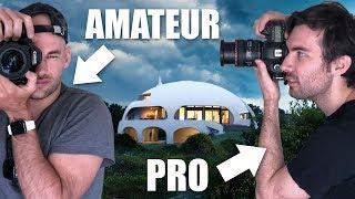 """Video Amateur Vs Pro Architecture Photographer Shoot The """"DOME HOUSE"""" MP3, 3GP, MP4, WEBM, AVI, FLV Juli 2018"""