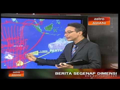 Agenda Awani: Data satelit jadi petunjuk operasi mencari MH370