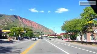 Glenwood Springs (CO) United States  city images : Glenwood Springs, Colorado, USA