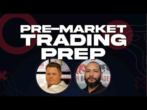 Pre-Market Trading Prep - January 14, 2020