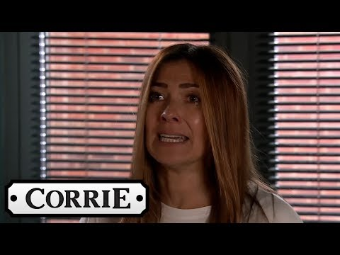 Coronation Street - Michelle Decides to Report Ali to the Police