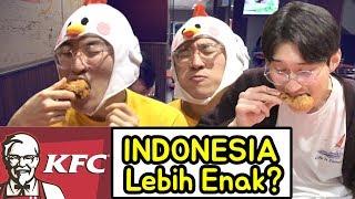 Video KFC INDONESIA LEBIH ENAK? INI KATA OPPA ALAY MP3, 3GP, MP4, WEBM, AVI, FLV Februari 2019
