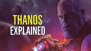 Video THANOS (The Mad Titan) EXPLAINED MP3, 3GP, MP4, WEBM, AVI, FLV Mei 2019