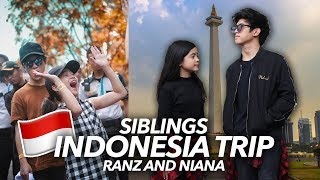 Video Traveling With Big Brother | Ranz and Niana MP3, 3GP, MP4, WEBM, AVI, FLV Juli 2018