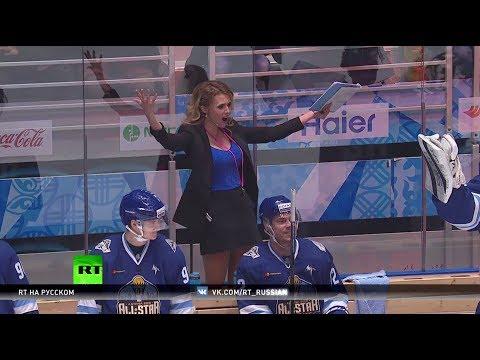 Второй день хоккейного уик-энда — в Астане завершился Матч звёзд КХЛ (видео)
