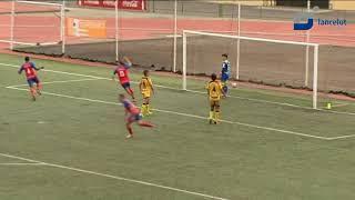 Los goles del UD Lanzarote - CD Mensajero