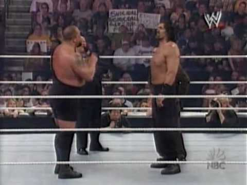 Video The Great Khali & The Big Show Vs The Undertaker download in MP3, 3GP, MP4, WEBM, AVI, FLV January 2017