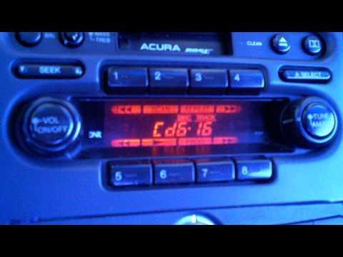 NSX RADIO WEIRD
