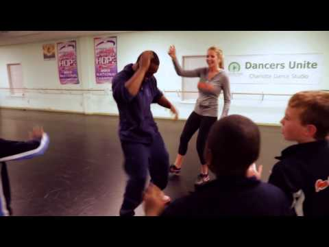 Kemba Walker Hits the Dance Floor With Kristen Ledlow on NBA Inside Stuff