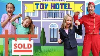 Video The NEW Toy Hotel 🏠 MP3, 3GP, MP4, WEBM, AVI, FLV November 2018