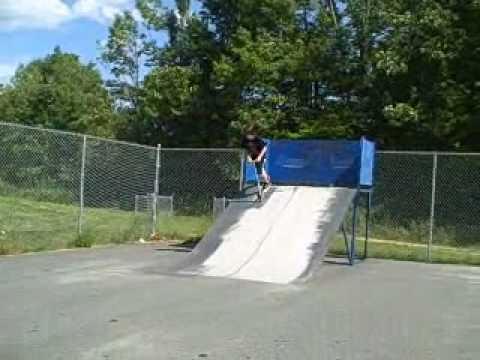 scootering hubbardston skate park