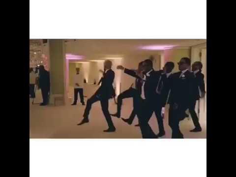 ODELL BECKHAM DANCES (shoot) AT WEDDING (Sterling Shepard) (видео)