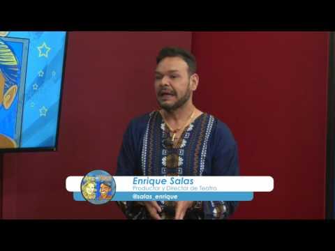 Entrevista a Enrique Salas @salas_enrique – Arroz Con Mango 27-08-2016 Seg. 02