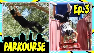 Video Parkourse at the Park! (ep.3) MP3, 3GP, MP4, WEBM, AVI, FLV September 2018
