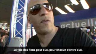 Nonton Vin Diesel et l'équipe de Fast and Furious à Kinepolis Lomme Film Subtitle Indonesia Streaming Movie Download
