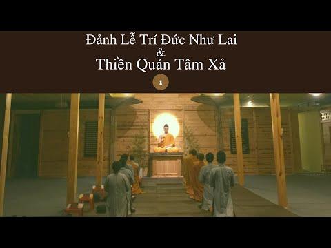 Đảnh Lễ Trí Đức Như Lai & Thiền Quán Tâm Xả 1 | Linh Quy Pháp Ấn