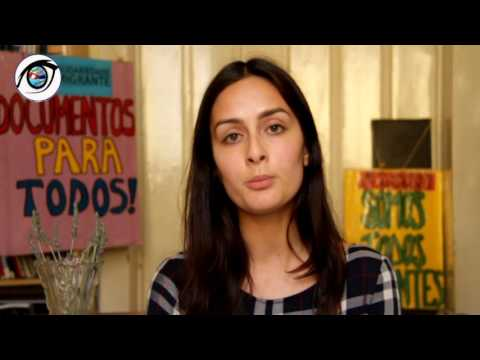 (Interview of Jessica Lopes (Activist) Solidariedade Imigrante Portugal - Duration: 10 minutes.)