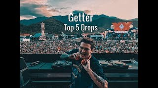 Download Lagu Getter - Top 5 Drops Mp3