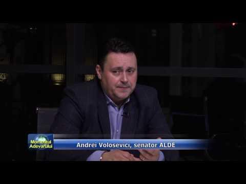 Emisiunea Momentul Adevărului – 3 noiembrie 2016 – Invitați, Andrei Volosevici, Bogdan Nica