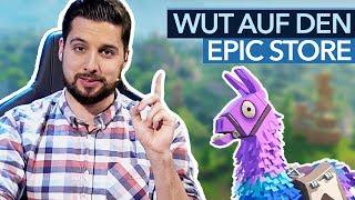 10 Probleme, die Spieler am Epic-Store nerven