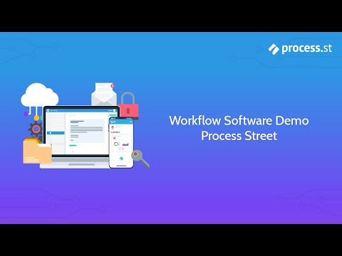 Watch 'How to Use Process Street's Workflow Software with Superpowered Checklists'