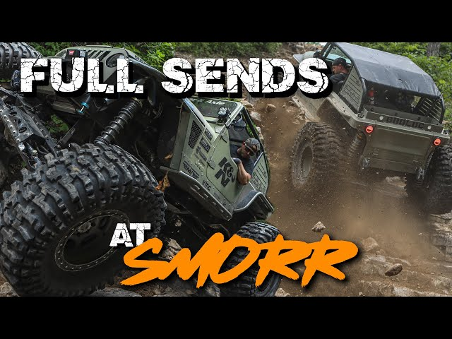 Amazing Trails at SMORR: Copperhead, Larry's Hill, Rattler