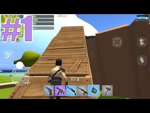 Rocket Royale Gameplay #1 HD