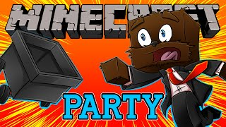 WHO IS THE PARTY KING? Minecraft PARTY BATTLE VS Lachlan