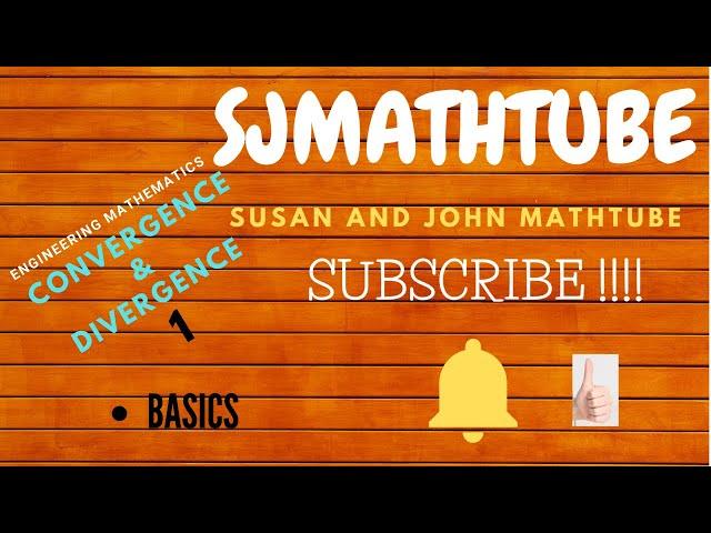 SJMATHTUBE - SUSAN & JOHN MATHTUBE
