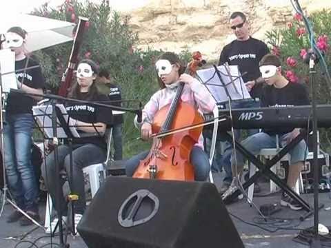 נוער מוסיקלי בערבה
