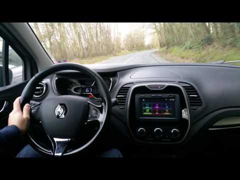 Renault  captur 1.5 dci 90ch stop&start energy intens  9/2016