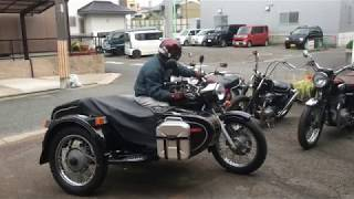 6. Ural Motorcycles