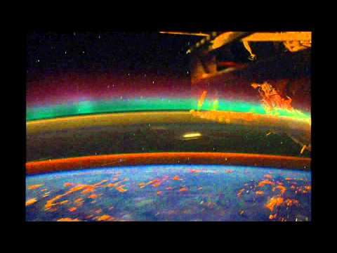 Time Lapse from Space – Earth