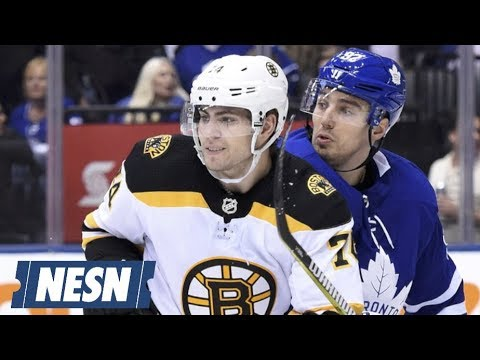 Video: NISSAN Morning Drive: Hobbled Bruins Try To Stop Three Game Skid vs. Leafs
