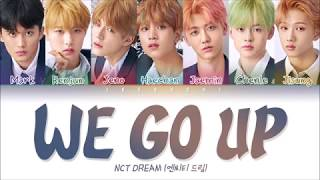 Video NCT DREAM (엔시티드림) - WE GO UP (Color Coded Lyrics Eng/Rom/Han/가사) MP3, 3GP, MP4, WEBM, AVI, FLV Maret 2019