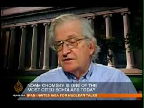 Chomsky Discusses the Decline of the American Empire