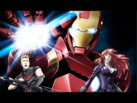 IRON MAN: La Rebelión del Technivoro (Trailer español)