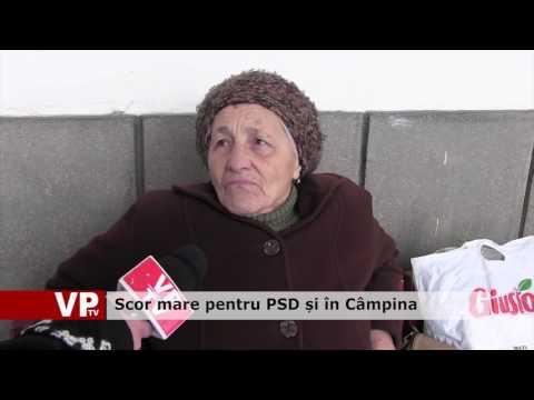 Scor mare pentru PSD și în Câmpina