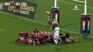 Hurricanes v Crusaders Rd.17 Super Rugby Video Highlights 2017