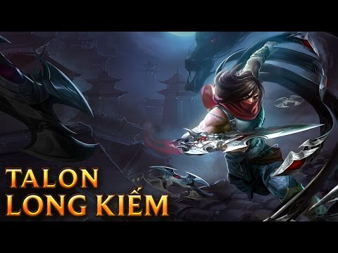 Talon Long Kiếm - Dragonblade Talon