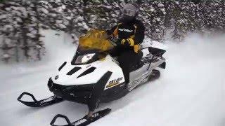 7. STV 2016 Ski-Doo Overview