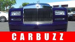 Our latest unboxing review is unlike anything we've ever done before. This is the 2016 Rolls-Royce Phantom Limelight Edition,...